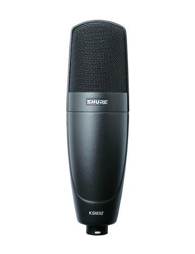 Shure KSM32 Streaming Microphone