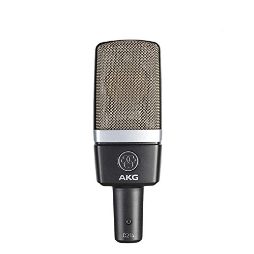 AKG Pro Audio C214 Streaming Microphone