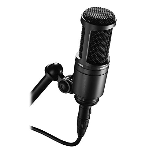 Audio Technica AT2020 Popular Streaming Microphone
